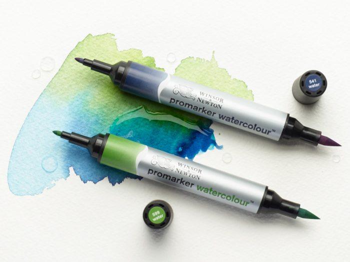 Akvarellmarker Winsor&Newton - 1/3