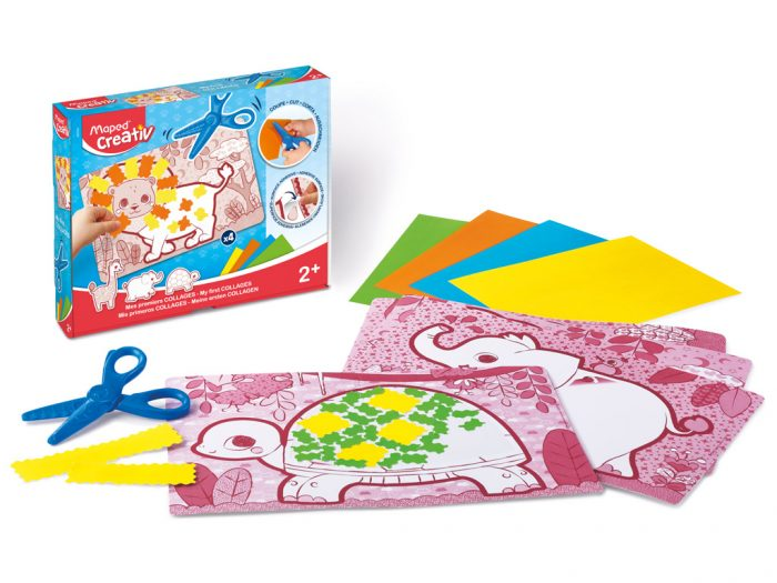 Creation kit Maped Creativ Early Age - 1/4