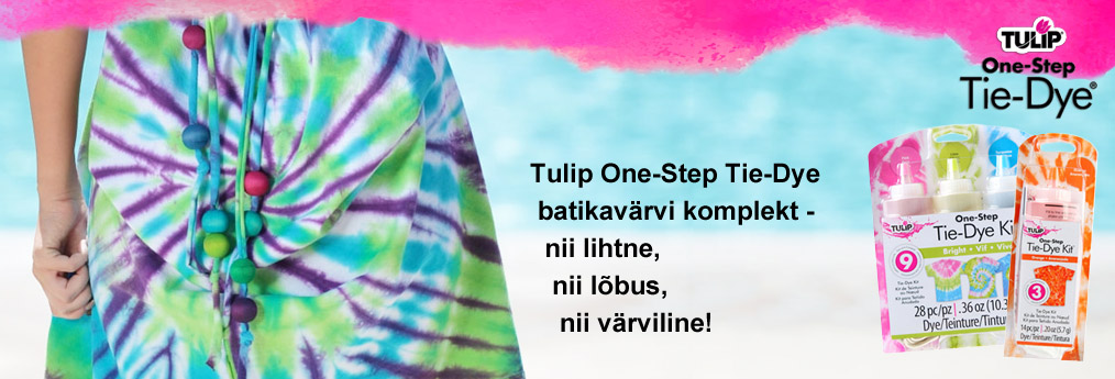 Tulip One-Step Tie-Dye